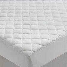 Mediflow Overfilled Quilted Mattress Topper Protector Single Double King
