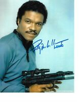 Billy Dee Williams Hand Signed In Person Autographed 8x10 photo STAR WARS