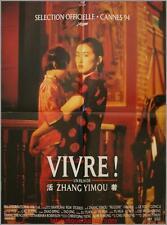 VIVRE ! Bande Annonce / Pellicule Cinema / Trailer 35mm Zhang Yimou Gong Li