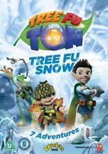 Tree Fu Tom - Tree Fu Snow (DVD, 2013)