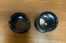 Pair Of Leitz Periplan Nf 10x Microscope Eyepieces