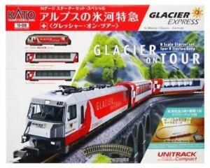 Noch 7074033 KATO - Startpackung Glacier OnTour  #Neu in OVP#