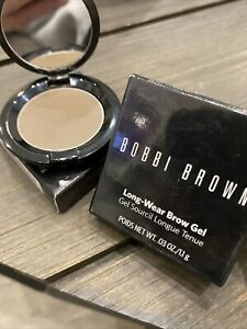 Bobbi Brown Long Wear Brow Gel GREY Color -2 Pc Set