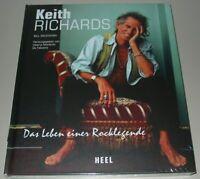 Bill Milkowski - Keith Richards - Das Leben einer Rocklegende Heel Buch Neu!