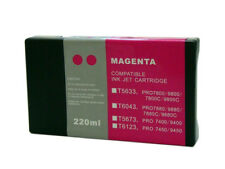 InkOwl 220ml MAGENTA Compatible Cartridge for EPSON Stylus Pro 7800 9800