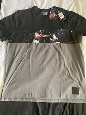 Under Armour Muhammad Ali Lights Out TShirt Tee 1290292 001 Mens Size 2XL XXL