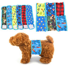 Pet Male Dog Cotton Physiological Pants Sanitary Underwear Belly Band Diaper