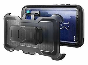 Samsung Galaxy S8 Plus Case Shock Reduction Bumper Screen Protector Non Slip New