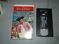 Walt Disney - Treasure Island (VHS) Clamshell Tested