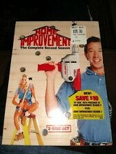 Home Improvement - The Complete Second Season (DVD, 2005, 3-Disc Set)