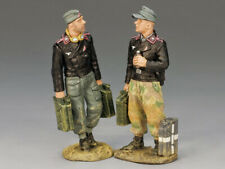 King & Country WS153 Additional German Tankers -  Collectors Showcase Figarti