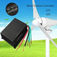 12V/24V 400W/600W Controlador Aerogenerador Turbina Generador de Energía Eólica