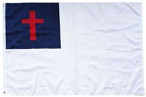 Christian Grommet Flag Religious 3' x 5' Briarwood Lane