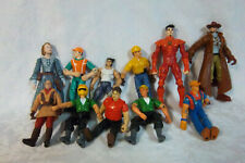 Various Action Figures Baseball Construction 4