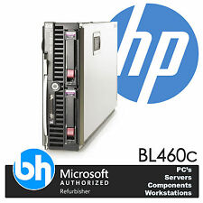 HP Proliant BL460c Twin Xeon Quad Core E5420 2.50Ghz 16GB RAM E200i Barebones