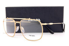 a2ced92afcc2 PRADA Gold Unisex Eyeglass Frames for sale   eBay