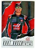 2017 Panini Fathers Day Racing FOIL Parallel #KB KURT BUSCH 481/499 NASCAR