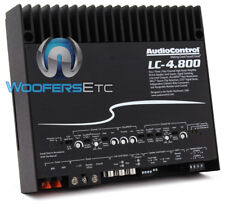 AUDIOCONTROL LC-4.800 4-CHANNEL 800W RMS SPEAKERS CHANNEL SUMMING AMPLIFIER NEW