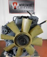 2003 International DT466E Diesel Engine, 225HP. Approx. 223K Miles. All Complete