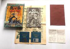 "Zak McKracken Alien Mindbenders Lucasfilm 1988 French VF 3.5"" 3,5"" IBM PC DOS"