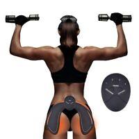 EMS Hanche Formateur Stimulateur Musculaire Fesses Fitness Electrostimulation