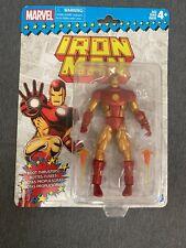 "Iron Man • Marvel Legends • Comic Book Version • 6"" Figure • MIP"