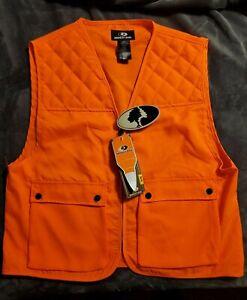 Mossy Oak Men's Blaze Cover Vest  / NWT / Size S