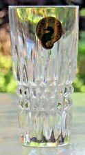 WATERFORD CRYSTAL Lismore Diamond Shot Glass  NEW NO Box A BRILLIANT SPARKLE