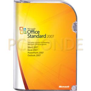 Open-Box Microsoft Office Standard 2007 for PC - Upgrade (021-07668)