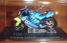 YAMAHA YZR500 YZR 500 SHINYA NAKANO 2001 #56 1/24 MINT!