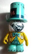 "Disney Vinylmation 3"" Figure Robot Series 3 Mickey Mad Hatter Alice Wonderland"