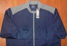 Adidas Golf Lightweight Club Wind Jacket 2XL ~NWT~