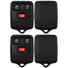 2 OEM Ford Remote Key Keyless Entry Transmitters Fob Clicker Alarm Truck Van