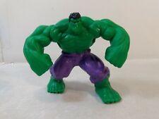"McDonald's Marvel Comics The Incredible Hulk 4.25"" Action Figure t5585"