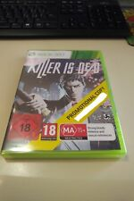 KILLER IS DEAD PER XBOX 360 INGLESE nuovo