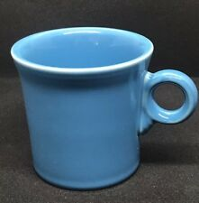 Blue Fiesta Original Vintage Tom and Jerry Mug Ring Handle Coffee Tea HLC USA
