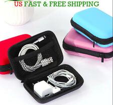 2/4PCS Digital Storage Bag Travel Gadgets Organizer Case For Hard Disk/USB/Cable