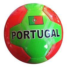 1 BALLON DE FOOT CUIR PORTUGAL
