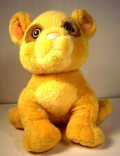 "DISNEY STORE SIMBA from LION KING Original Stuff Plush Animal 12"""