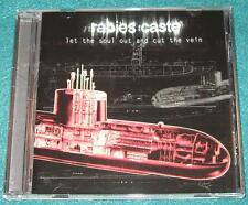 RABIES CASTE, Let the Soul Out and Cut the Vein, CD (METAL)