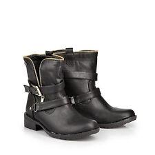 Buffalo Damenschuhe Schuhe Stiefel Stiefelette Boots 332229