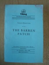 The Barren Patch by Burton, Sally 0670818763 FREE Shipping