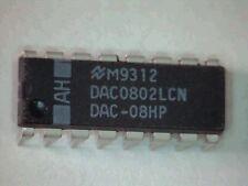 DAC0802LCN 8-bit D/a Converter Dip-16