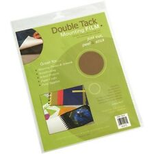 Grafix Archival Double Tack Mounting Film - 045751