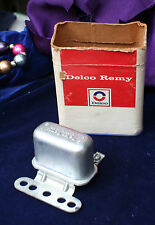 Corvette 1953 1954 Cad Plated Horn Relay 6 volt NOS In Delco Can #775   5 hole