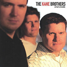 Kane Brothers : Whats Inside CD