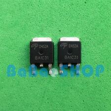 2pcs AOD452A AOD452 D452A N-Channel SDMOS POWER Transistor New