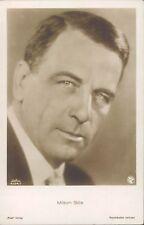 Actor Milton Sills 1920s RPPC Defina studio