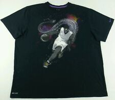 Vintage Nike Dri-Fit Kobe Bryant Snake Skin T-Shirt Size Mens 3XL