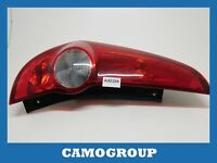 Light Tail Light Left Stop Left Depo For OPEL Agila B From 2008